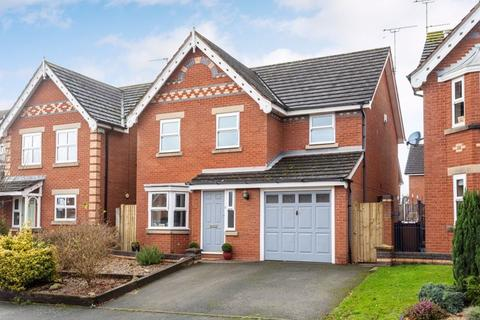 4 bedroom detached house for sale - Church Way, Wybunbury