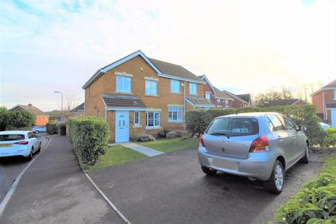 3 bedroom semi-detached house for sale - Murrel Close St Marys Field Cardiff CF5 5QE