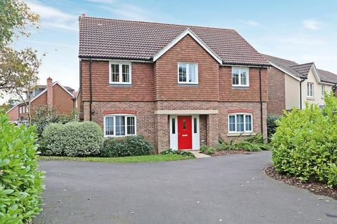 4 bedroom detached house for sale - Columbus Drive, Sarisbury Green