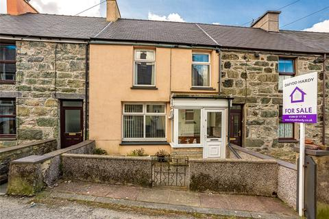 3 bedroom terraced house for sale - Dinorwic Terrace, Clwt-Y-Bont, Caernarfon, LL55