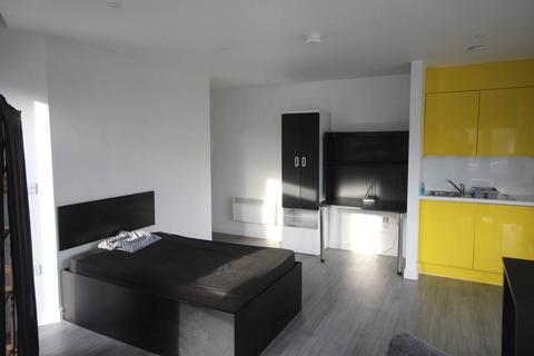 Studio to rent - Priestley Street , Sheffield,