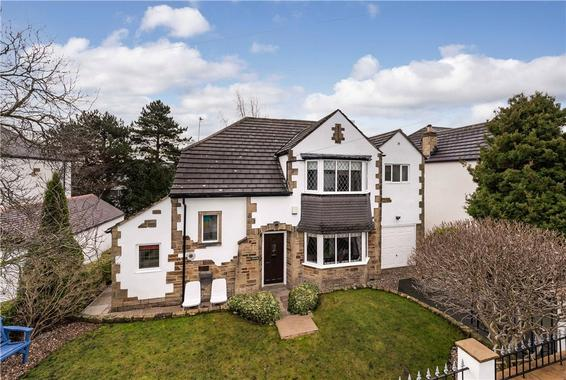 Southlands Avenue Bingley 4 Bed Detached House For Sale 445 000