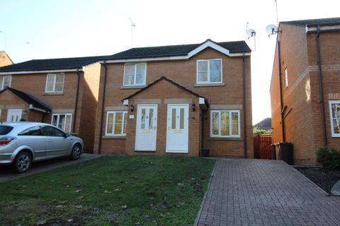 2 bedroom semi-detached house to rent - Brookdale Park, Crewe