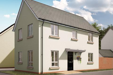 3 bedroom detached house - Plot 223, The Iris at Montbray, Montbray, Barnstaple, Devon EX31