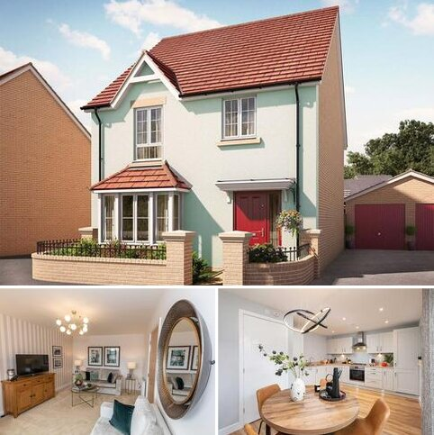 4 bedroom detached house for sale - Plot 184, The Woolacombe at Montbray, Montbray, Barnstaple, Devon EX31