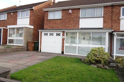 3 bedroom semi-detached house to rent - Stonehurst Road, Great Barr, B43 7RN