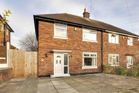 3 bedroom semi-detached house for sale - Lime Tree Road, Hucknall, Nottinghamshire, NG15 6BA