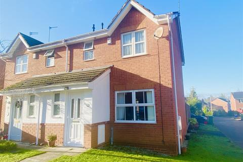 3 bedroom semi-detached house for sale - Hollybank Close, Winnington, Northwich