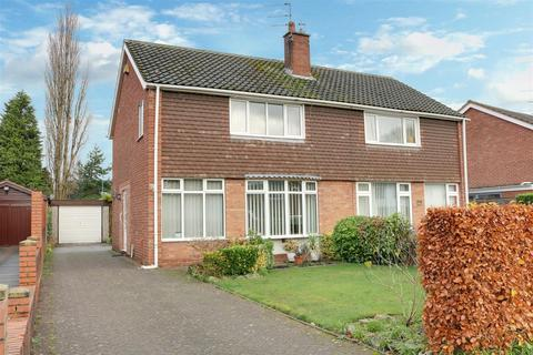 2 bedroom semi-detached house for sale - Harpur Crescent, Alsager, Stoke-On-Trent