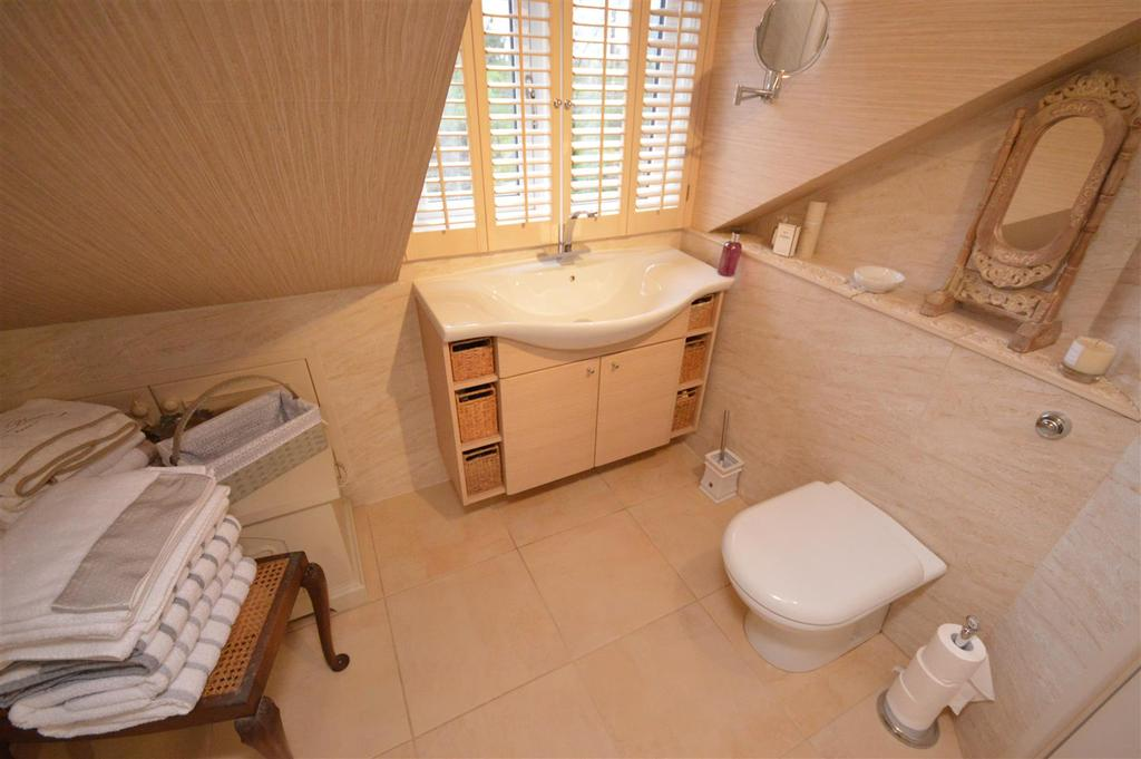 Bedroom Two En Suite Shower Room