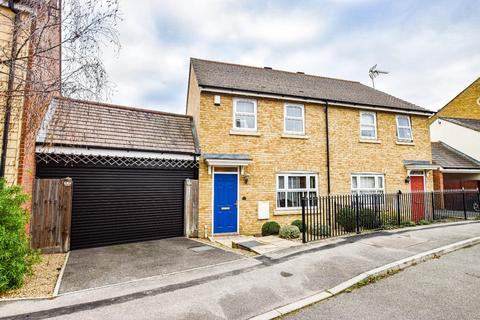 3 bedroom semi-detached house for sale - Matilda Way, Flitch Green
