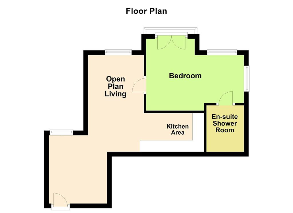 Floorplan: Westcourt Road
