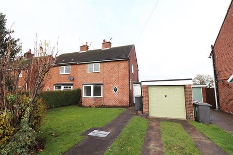 2 bedroom semi-detached house for sale - St. Lawrence Avenue, Bolsover, Chesterfield