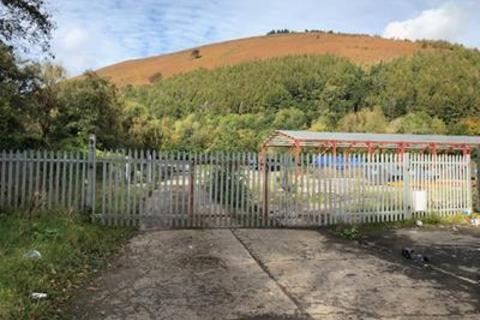 Commercial development for sale - Former Recycling Site, Newtown, Crosskeys