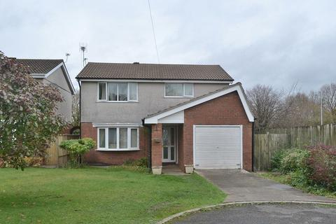 4 bedroom detached house for sale - Clos-Y-Gweydd, Gowerton, Swansea, City And County of Swansea. SA4 3HF