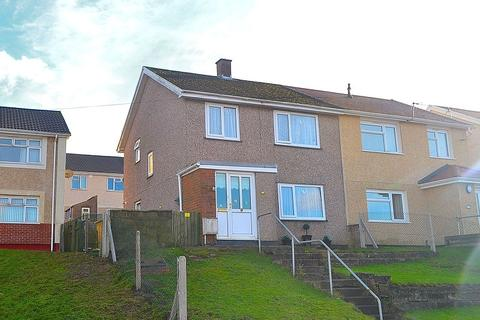 3 bedroom semi-detached house for sale - Caernarvon Way, Bonymaen, Swansea, City And County of Swansea. SA1 7HN