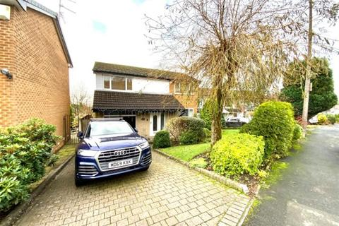 4 bedroom detached house for sale - Broadacre, Stalybridge, Cheshire, SK15 2TX