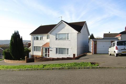 4 bedroom detached house for sale - Gelli Gwyn Road, Morriston, Swansea, City And County of Swansea.