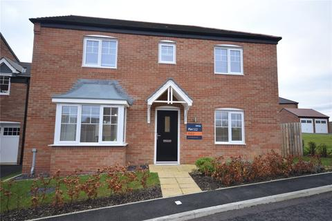 4 bedroom detached house to rent - Trafalgar Close, Collingwood Manor, Morpeth, NE61