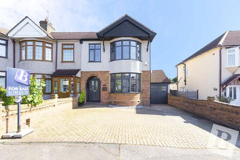 3 bedroom end of terrace house for sale - Burnway, Hornchurch, RM11