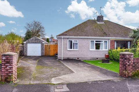 2 bedroom semi-detached bungalow for sale - Hafod Las, Pencoed, Bridgend . CF35 5NB