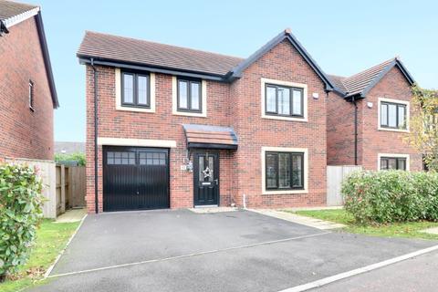 4 bedroom detached house for sale - Elgan Crescent, , Sandbach, CW11 1LD