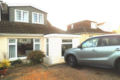 3 bedroom semi-detached bungalow for sale - Goldsmith Close, Cefn Glas, Bridgend CF31