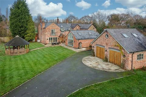 5 bedroom semi-detached house for sale - Farm Lane, Lower Withington, Cheshire, SK11