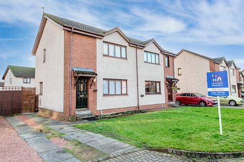 2 bedroom semi-detached house for sale - 40 Baxter Street, Fallin, Stirling, Stirlingshire, FK7 7ET