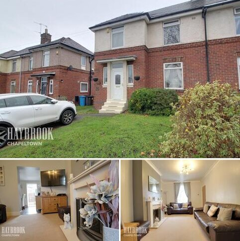 3 bedroom semi-detached house for sale - sicey Avenue, Sheffield