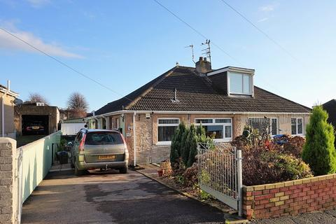 3 bedroom semi-detached bungalow for sale - Merlin Crescent, Bridgend, Bridgend County. CF31 4QN