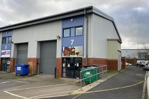 Industrial unit to rent - Brannam Crescent, Roundswell, Barnstaple EX31