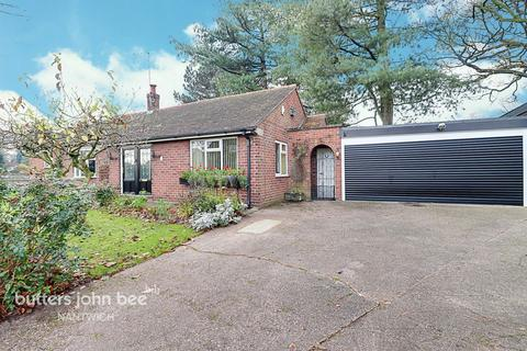 2 bedroom detached bungalow for sale - Westfield Drive, CREWE