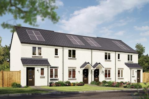 2 bedroom terraced house for sale - Plot 8, The Portree at Croft Rise, Johnston Road G69