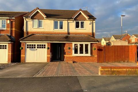 4 bedroom detached house for sale - Hinchley Road, Blackley, Manchester, M9