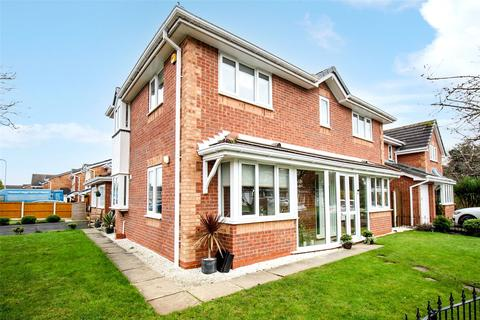 4 bedroom detached house for sale - Willowherb Close, Liverpool, L26