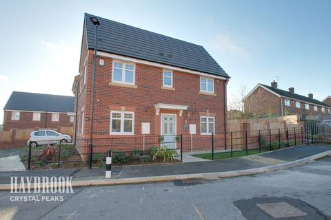 3 bedroom semi-detached house for sale - Admiral Close, Sheffield
