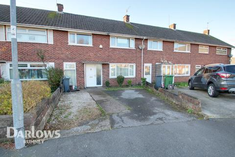 3 bedroom terraced house for sale - Ilchester Road, Cardiff