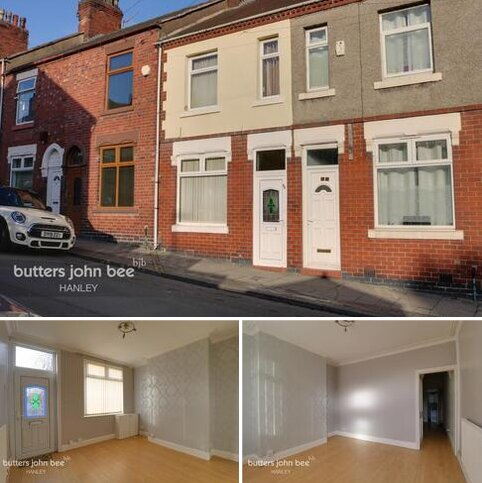 2 bedroom terraced house for sale - Oak Street, Stoke-On-Trent, ST1 2NB