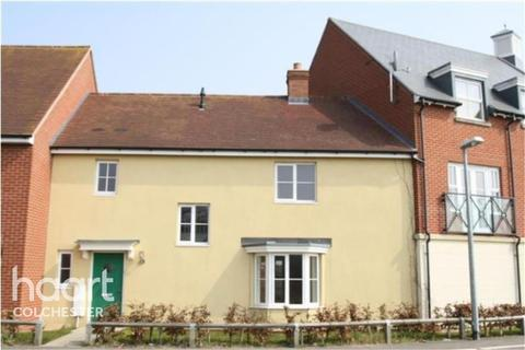 3 bedroom terraced house to rent - South Colchester