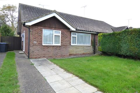 2 bedroom semi-detached bungalow for sale - Swalecliffe Road, Tankerton, Whitstable