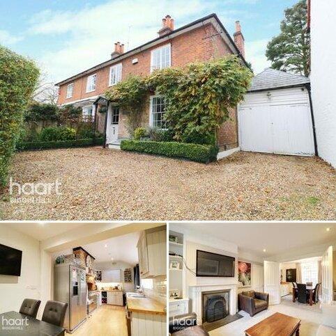 4 bedroom semi-detached house for sale - High Street, Westerham