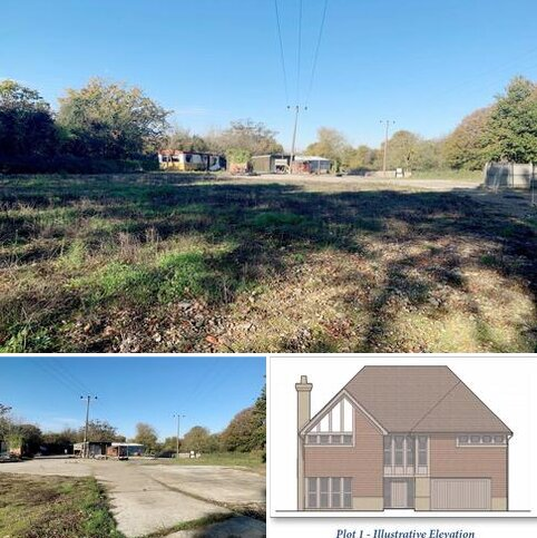 Land for sale - The Old Woodyard, Moat Lane, Fordwich, Canterbury, Kent