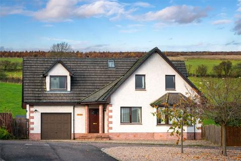 4 bedroom detached house for sale - Brae View, 7 Denwell Court, Alyth, Blairgowrie, PH11