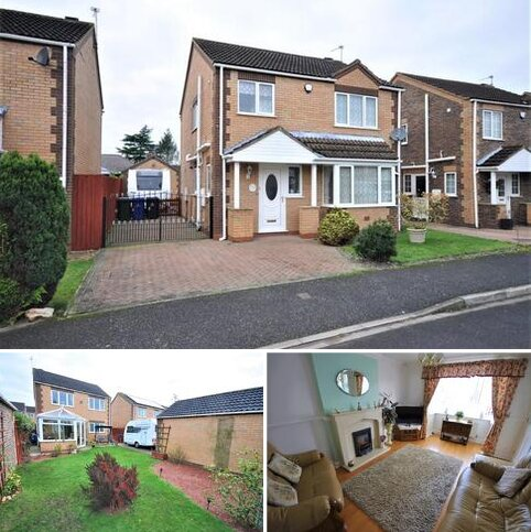 3 bedroom detached house for sale - Swanland Court, Thorne, Doncaster