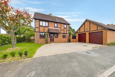 4 bedroom detached house for sale - Daniell Way, Great Boughton, Chester