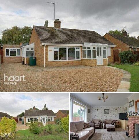 3 bedroom bungalow for sale - St Marys Road, West Walton