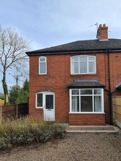 3 bedroom semi-detached house to rent - Cheadle Road, Cheddleton