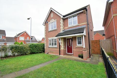 4 bedroom detached house for sale - Hillfield Lane, Stretton