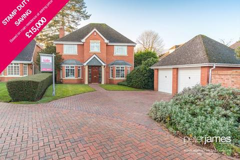 4 bedroom detached house for sale - Chatsworth Gardens, Tettenhall, Wolverhampton